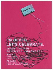 Paperless Post - Invitations - Birthday - General Birthday Invitations