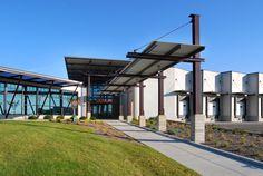 Gallery of J.W. Speaker Corporate Headquarters / The Kubala Washatko Architects - 1