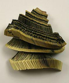 altered, alter, altered book, bookwork, bookworks, unique, one of a kind, cut paper, facebook, political art, paper sculpture