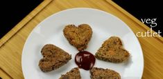 veg cutlet recipe, mixed vegetable cutlet recipe with step by step photo/video recipe. cutlets are lip smacking deep fried patties served for evening snack. Veg Cutlet Recipes, Cutlets Recipes, Indian Appetizers, Finger Food Appetizers, Finger Foods, Sweets Recipes, Snack Recipes, Vegetable Cutlets, Lassi Recipes