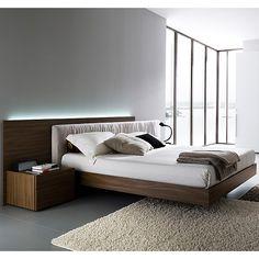 Cama 3: Ejemplo cama flotante para hacer en concreto