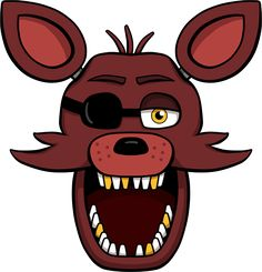 Five Nights at Freddy's Foxy shirt design by kaizerin.deviantart.com on @DeviantArt