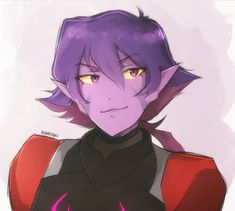 I pinned so many pictures of Krolia in the past days #gorgeous