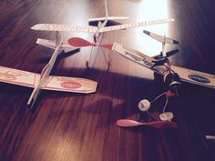 The Balsa Wood Airplane Experiment
