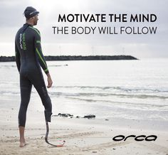 Motivate the mind, the body will follow. Motivation with paratriathlete Dani Molina