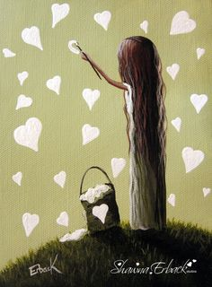 Love Is A Forever Gift Daily Painting $99.00 starting bid Bid Here http://www.ebay.com/itm/161118487719