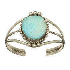 Bracelet Navajo. | Harpo Paris #bracelet #femme #turquoise #harpo #braceletturquoise #navajo