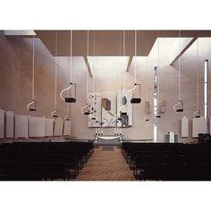 St. Michael's Church and Parish Centre   Mikaelinkirkko ja seurakuntakeskus    Emännänpolku 1, Helsinki 1988 3300 m2   Client: Helsinki Parish Rakennuttaja: Helsingin seurakuntayhtymä