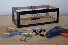 How to Build a Newton's Cradle (with Pictures)