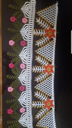 Crochet Borders, Crochet Patterns, Crochet Tablecloth, Chrochet, Handicraft, Crochet Baby, Elsa, Lace, Crafts
