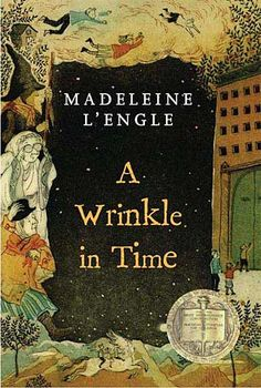A Wrinkle in Time by Madeleine L'Engle. I adore this whole series.