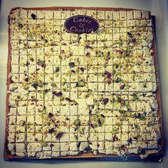 Meet our new sweet treat: Tarte Halewe!  #cakesandcookieslb #cakes #cake #tarte #delicious #tasty #sugarart #sweet #foodie #Lebanon