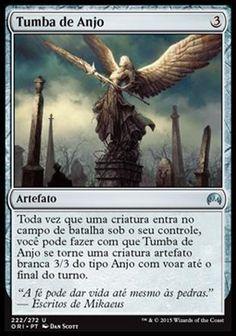 Angel's Tomb (Magic Origins) - R$0,47