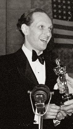 1937 Best Supporting Actor - Joseph Schildkraut - The Life of Emille Zola