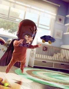 3D characters by Victor Hugo Queiroz - http://www.inspirefirst.com/2012/09/21/3d-characters-victor-hugo-queiroz/