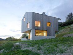 Chalet, Val D'hérens by savioz fabrizzi architects | Detached houses