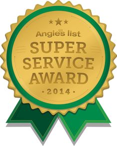 Our newest Super Service Award 2014 from Angie's List. Check it here - http://hillsroofinginc.com/awards-certifications/