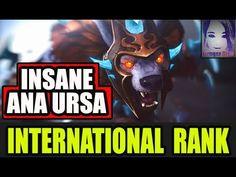 When 9K Play International Rank [Dota 2] Patch 7.06e