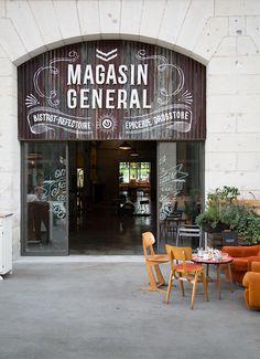 Magasin General | Bordeaux, France
