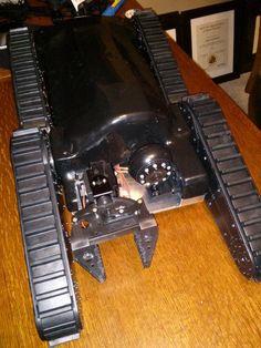 Picture of Quad Track Arduino Robot