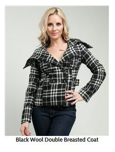 Variety of sweet jackets up for sale! http://www.ebay.com/usr/gbees*dresses #plaid #bw #fashion #jacket #coat #glowbees
