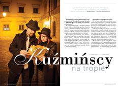 Czy Kraków może się jeszcze sprawdzić jako miejsce akcji powieści? Na czym polega jego osławiony klimat? Mówią pisarze: Małgorzata i Michał Kuźmińscy.