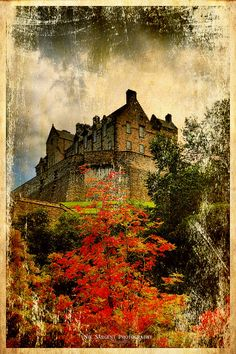 Edinburgh Castle, Scottland