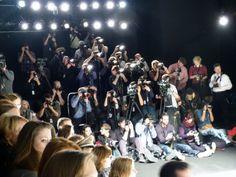 Mercedes Benz Fashion Week in Berlin - January 2012