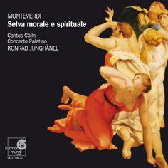 18. claudio monteverdi: selva morale e spirituale (cantus cölln & concerto palatino/konrad junghänel)