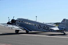 #Junkers #JU52 #TanteJu