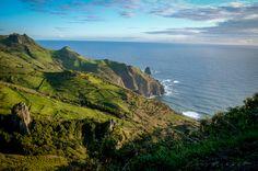 Südwest-Küste von Flores