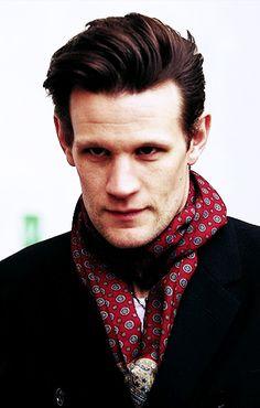 "amyjessicaponds-moved: "" Matt Smith arrives at BBC Radio 1 "" 13th Doctor, Eleventh Doctor, Matt Smith Doctor Who, Bbc Radio 1, Film Serie, David Tennant, Benedict Cumberbatch, Handsome, Actors"