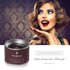 At Christmas give beauty with Fedua: www.feduacosmetics.com A Natale regala bellezza con Fedua: www.feduacosmetics.com #feduacosmetics #christmasinspiration #beautyinspiration