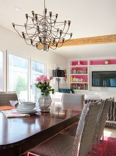 8 Ways To Decorate With Pink That Wont Remind You Of Pepto-Bismol (PHOTOS)