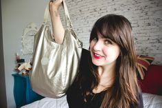 What's in my bag? Kipling Br  Melina Souza - Serendipity <3