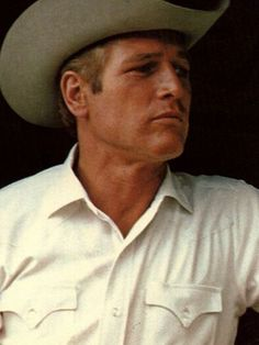 Paul Newman Handsome - good man