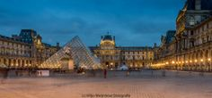 Museé Du Louvre - Paris. Inspired by Serge Ramelli