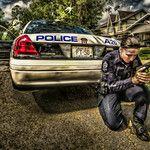 Emergency response photo art