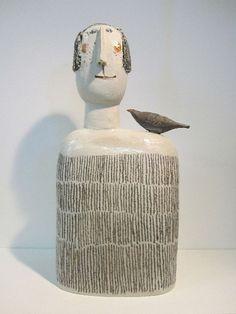 Jane Muir - Scultpural Ceramics 2013