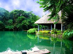 VILLA ESCUDERO QUEZON PHILIPPINES - A two hour drive from the city will bring you to a historic colonial plantation and Philippine rural life of the 1800's. Be exhilarated by majestic volcanic mountains, verdant fields, rows of coconut trees and scenic mountain views.