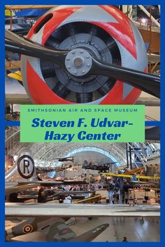 See some modern marvels up close and personal at the Steven F. Udvar-Hazy Center. Just a short drive from DC this Smithsonian Museum is sure to blow your mind. Fairfax County, Air And Space Museum, United States Travel, Road Trip, Modern, Trendy Tree, Road Trips