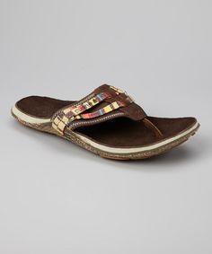c0a98a241eabab Cushe Brown Manuka Wrap Woven Sandal - Men