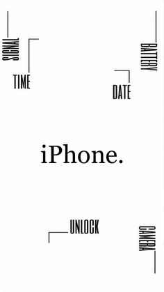 I found this wallpaper on Pinterest then added the word iPhone with a full stop in the middle cause I felt like it needed something in the middle!(It was too plain for my liking!)