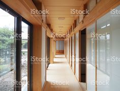 Japanese House, Quiet Corridor