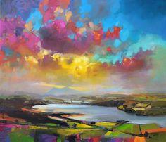 Struie Hill Dornoch Painting BTW, please check out: http://jeremy-aiyadurai.pixels.com/