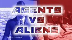 Agents vs Aliens gameplay update