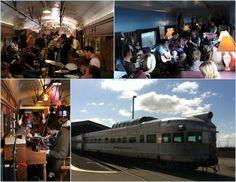 Mumford & Sons Railroad Revival Tour... I've gotta get on that train