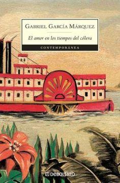 tapa del libro: El Amor En Los Tiempos Del Cólera