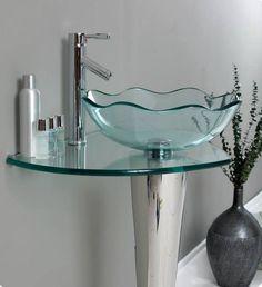 10 Cubas de Vidro com Design Elegante - Para Banheiros Modernos!
