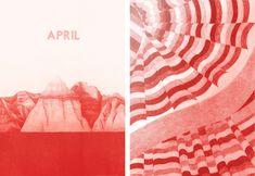 La poésie géométrique des illustrations d'Eleni Kalorkoti